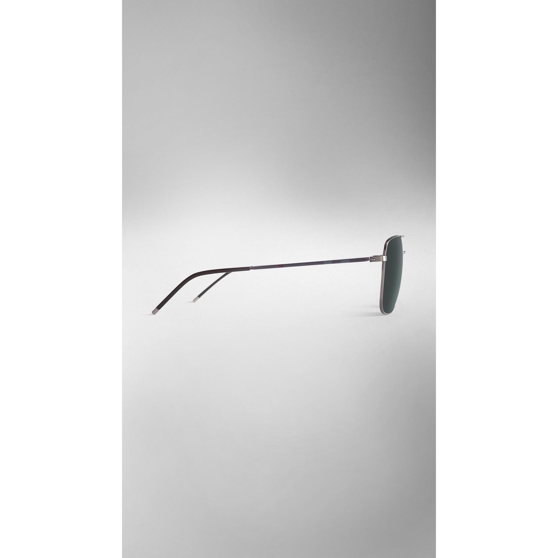 Aviator Polarised Sunglasses - gallery image 4