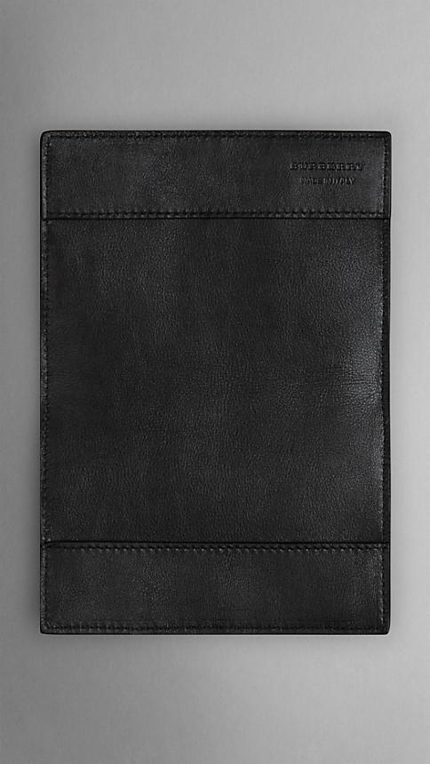 Black Lizard Passport Cover - Image 3