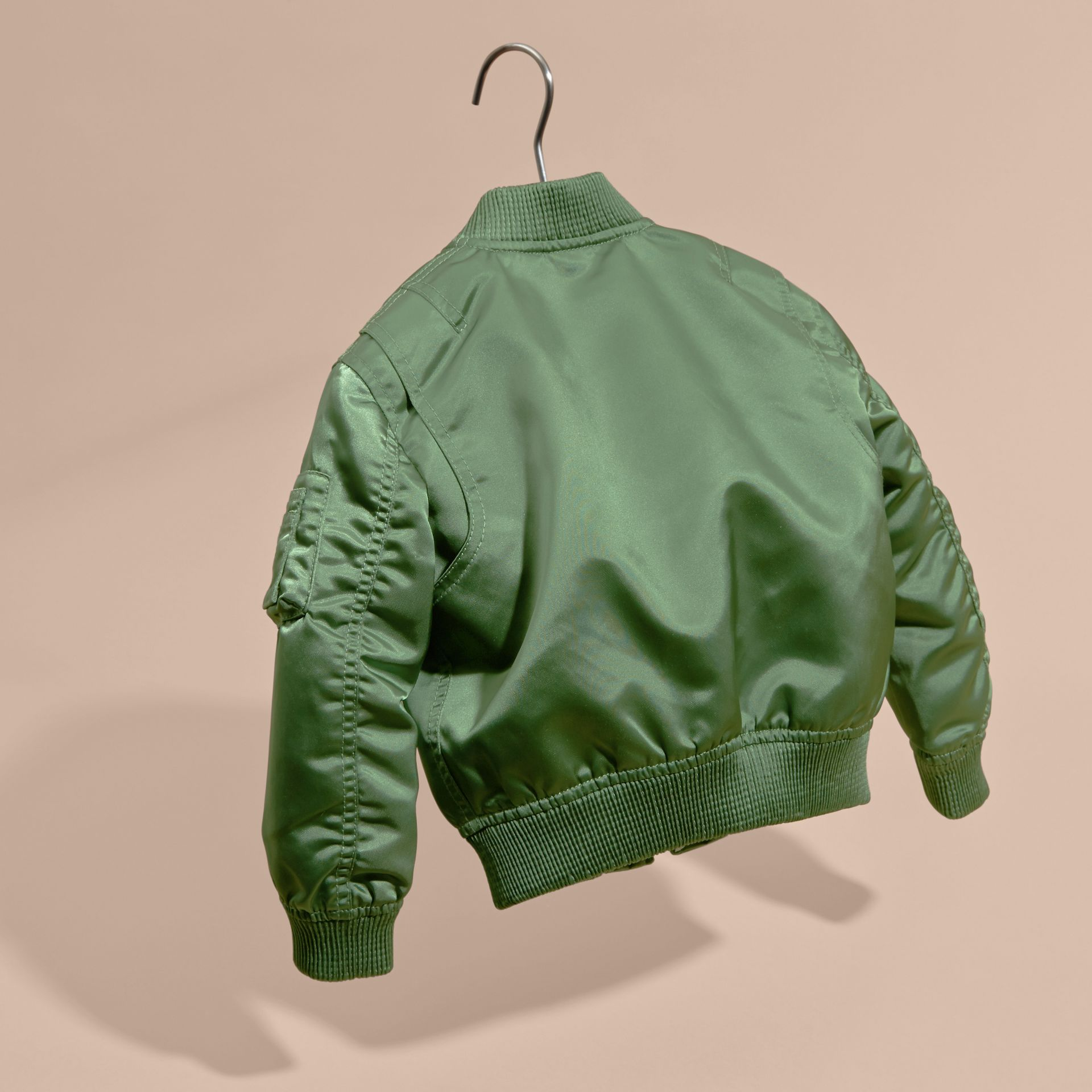 Technical Bomber Jacket - gallery image 4