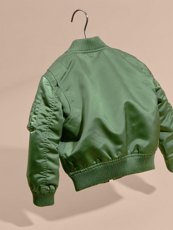 Technical Bomber Jacket - cell image 3