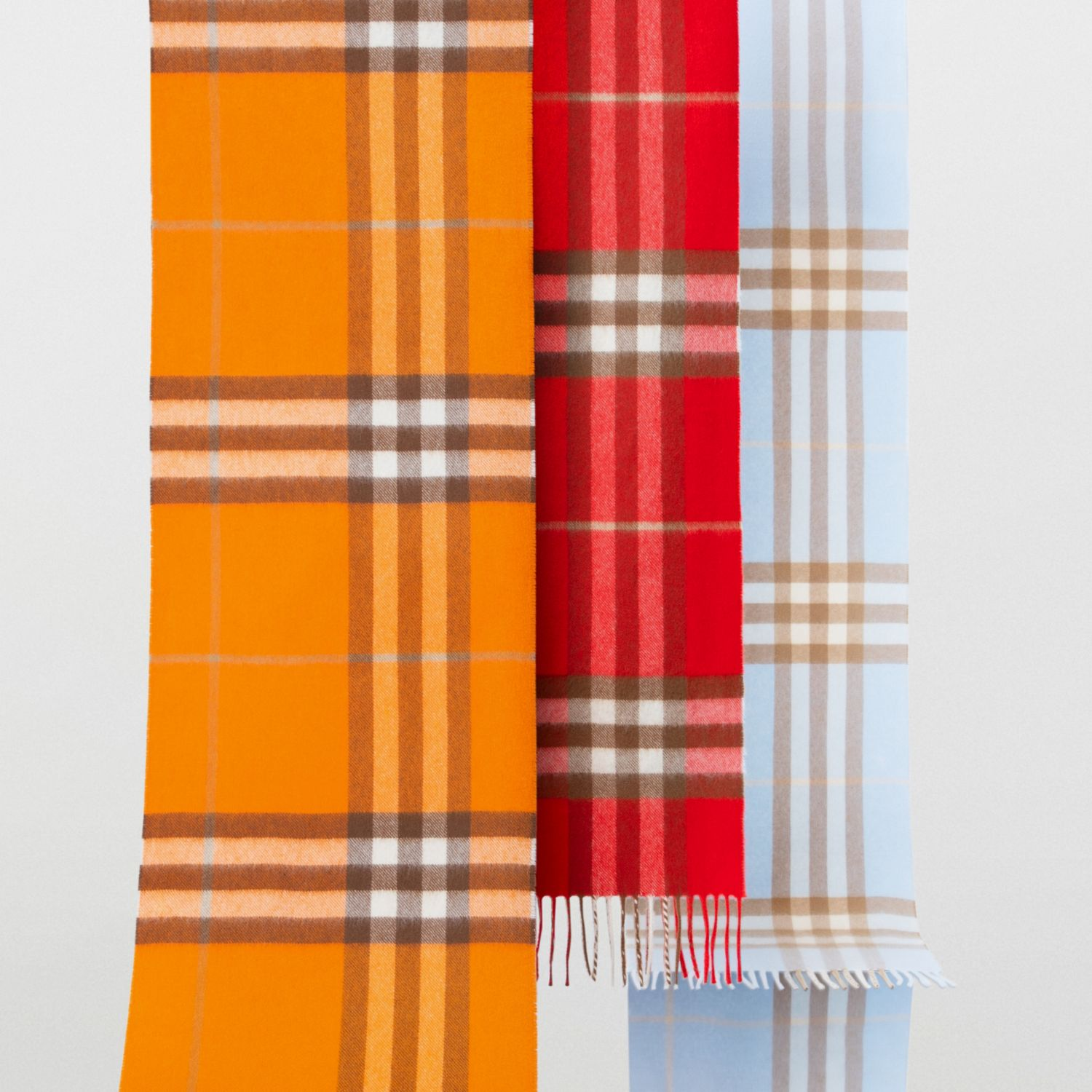 The Burberry Scarf