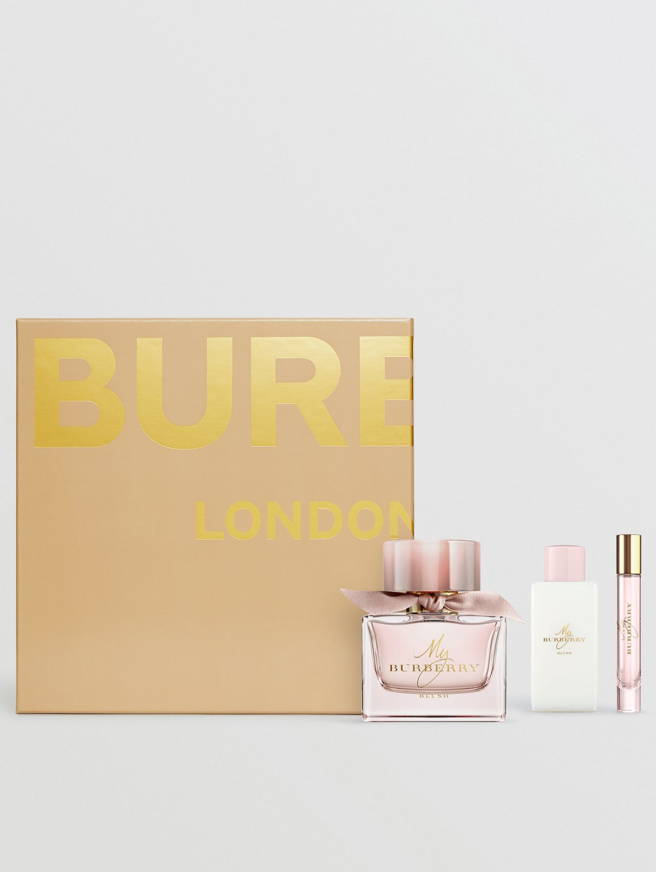 Gift Set My Burberry Blush Eau de Parfum in Mel