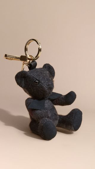 Thomas Bear Charm in Cashmere