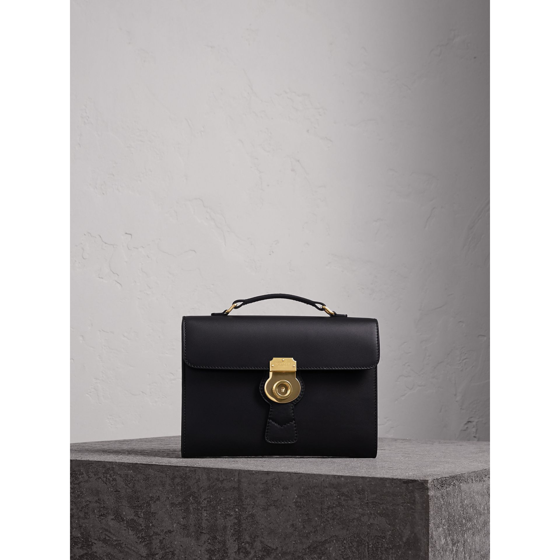 The DK88 Document Case in Black/black - Men | Burberry - gallery image 1