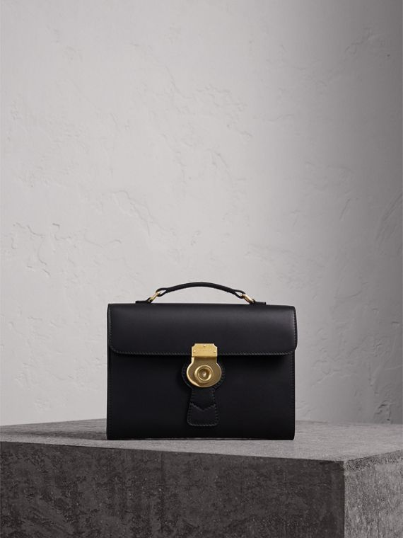 The DK88 Document Case in Black/black - Men | Burberry