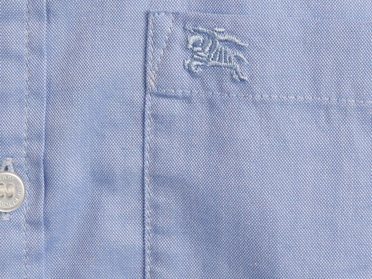 Classic Oxford Shirt in Cornflower Blue - cell image 1