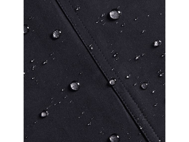 The Sandringham Trench Coat in Navy - Girl | Burberry - cell image 4
