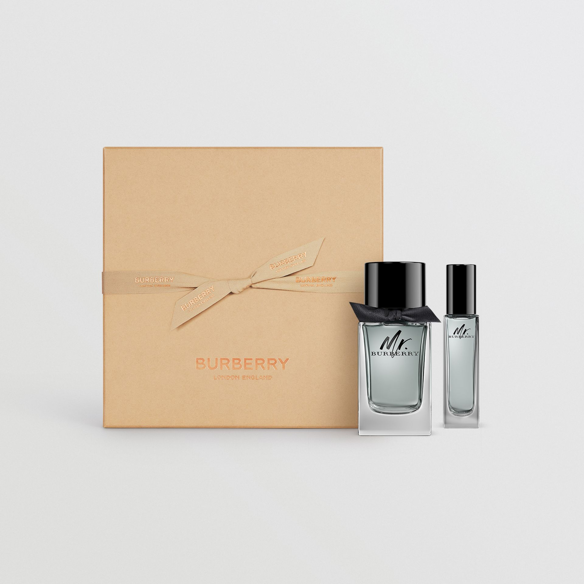 Mr. Burberry Eau de Toilette Gift Set in Honey - Men | Burberry - gallery image 0