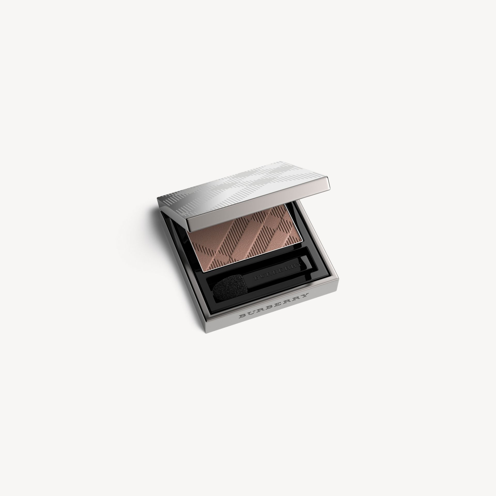 Eye Colour Silk – Taupe Brown No.302 - Women | Burberry - gallery image 1