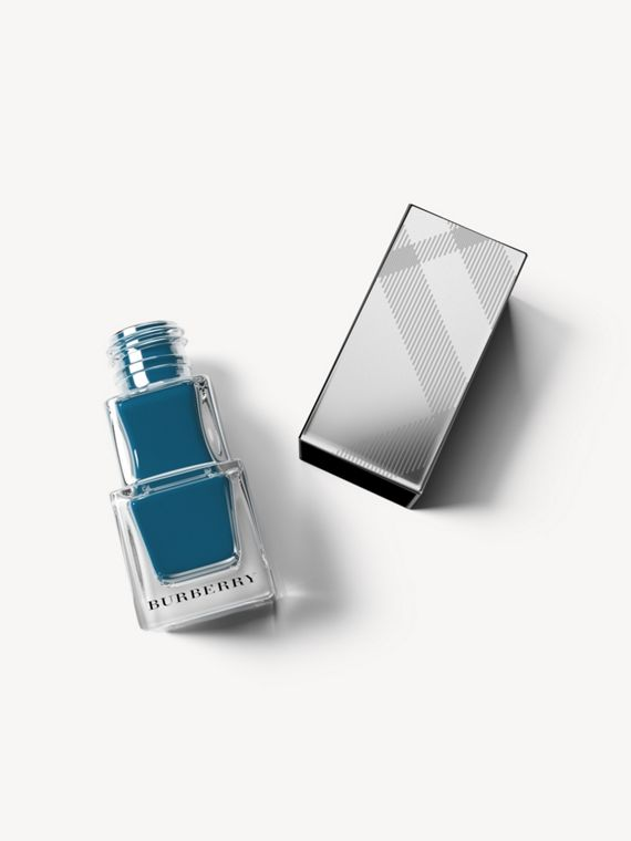 Nail Polish - Teal Blue No.427 - Women | Burberry