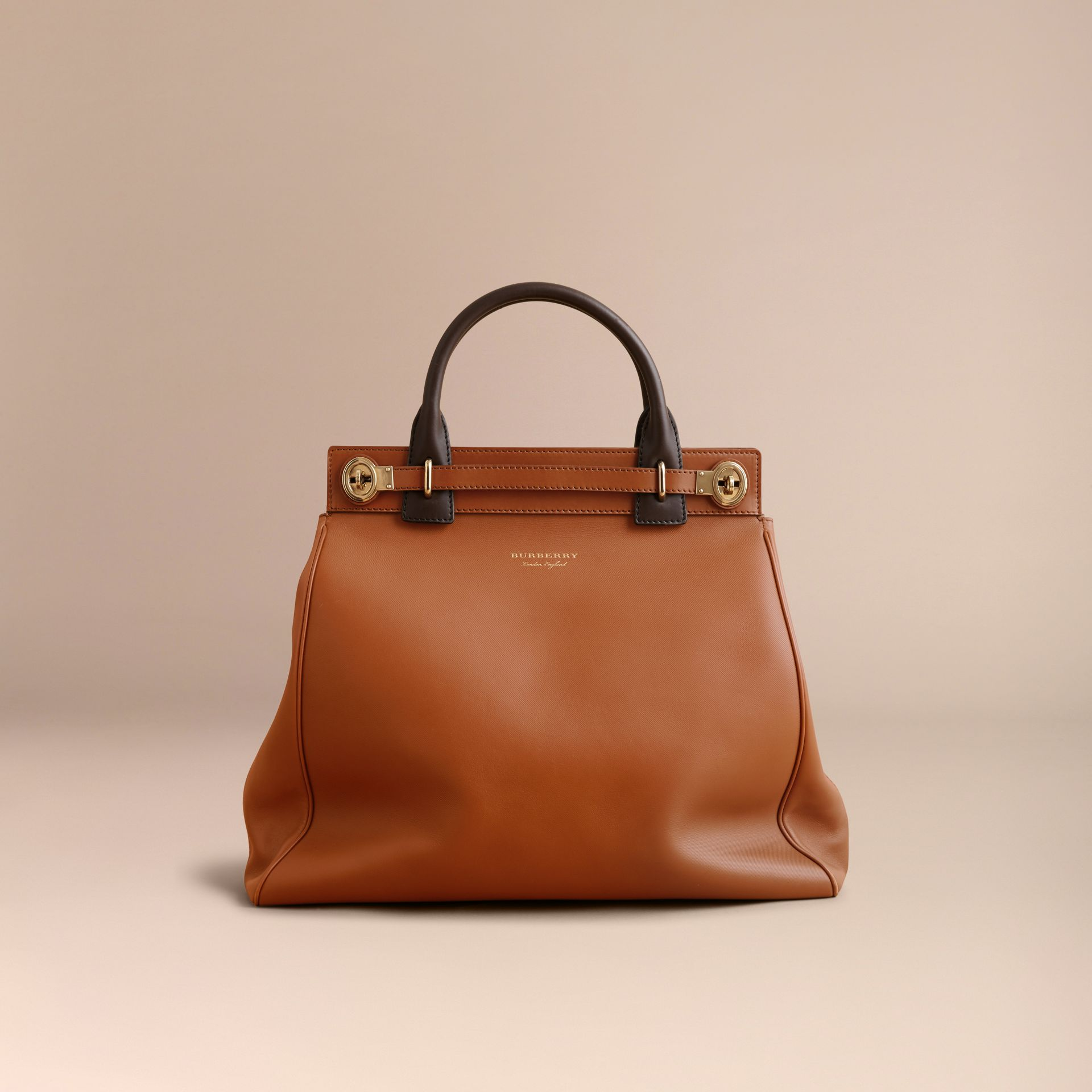 The DK88 Luggage Bag Tan - gallery image 6