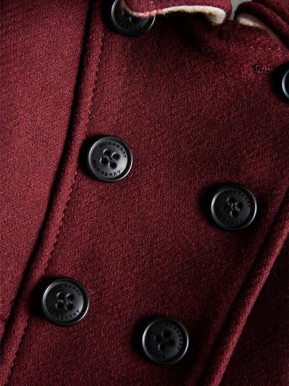 Casaco de alfaiataria de lã e cashmere (Granada) | Burberry - cell image 1