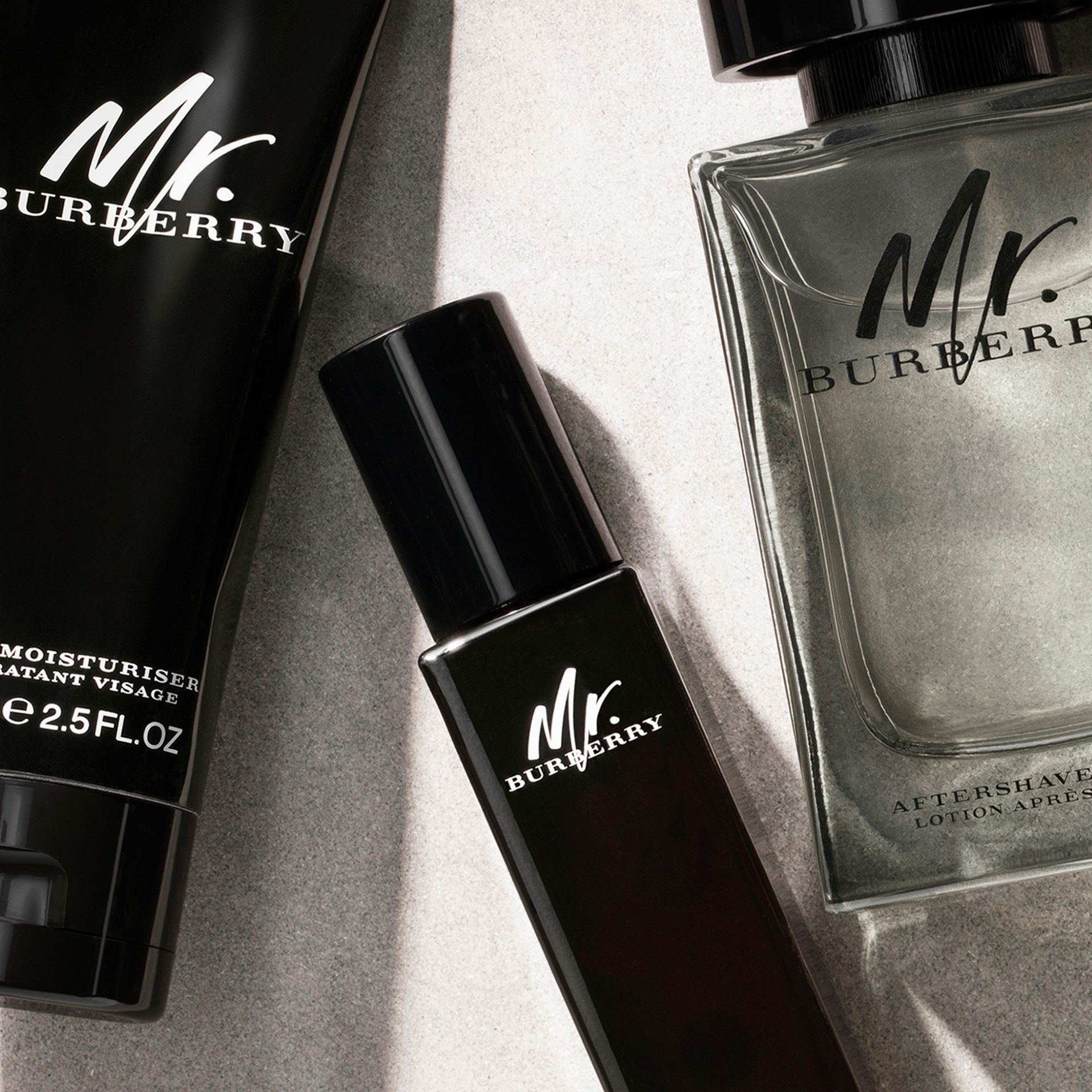 Crème hydratante pour le visage Mr. Burberry 75 ml | Burberry - photo de la galerie 2