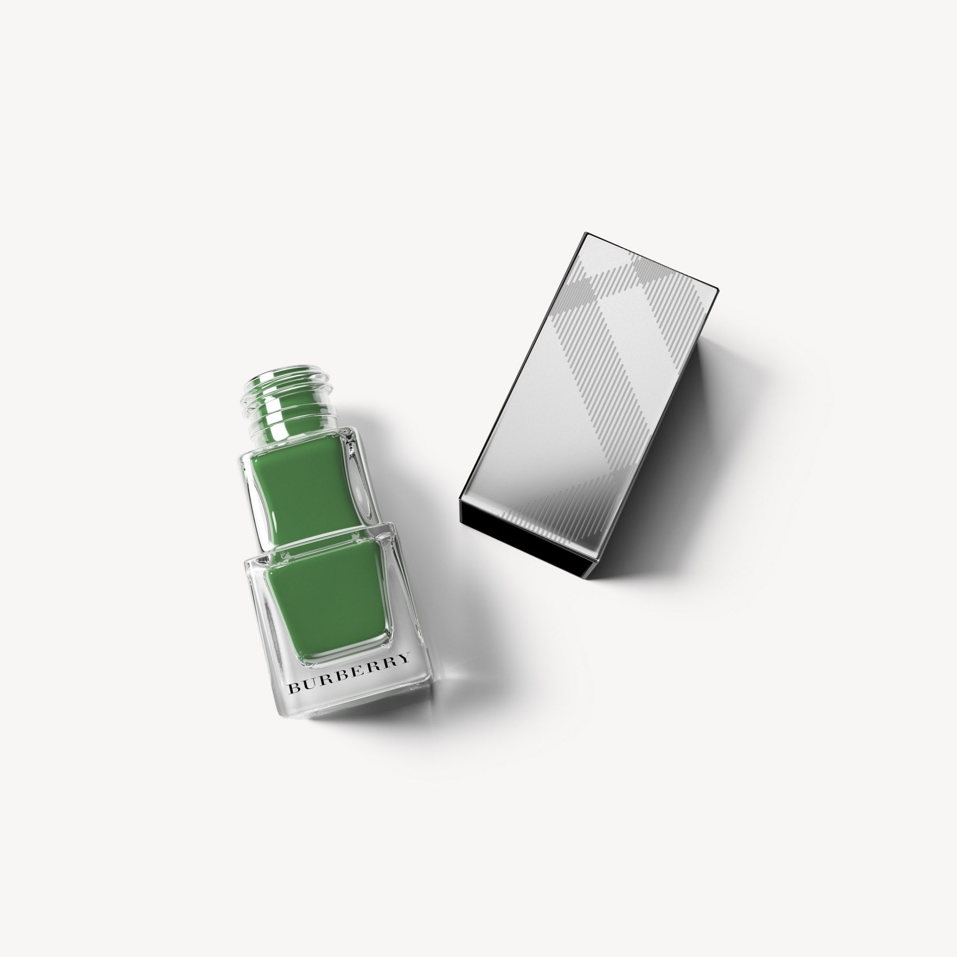 Nail Polish - Sage Green No.420 - Women | Burberry - gallery image 0