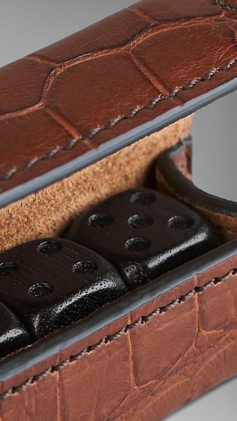 Clay Alligator Dice Set - Image 3