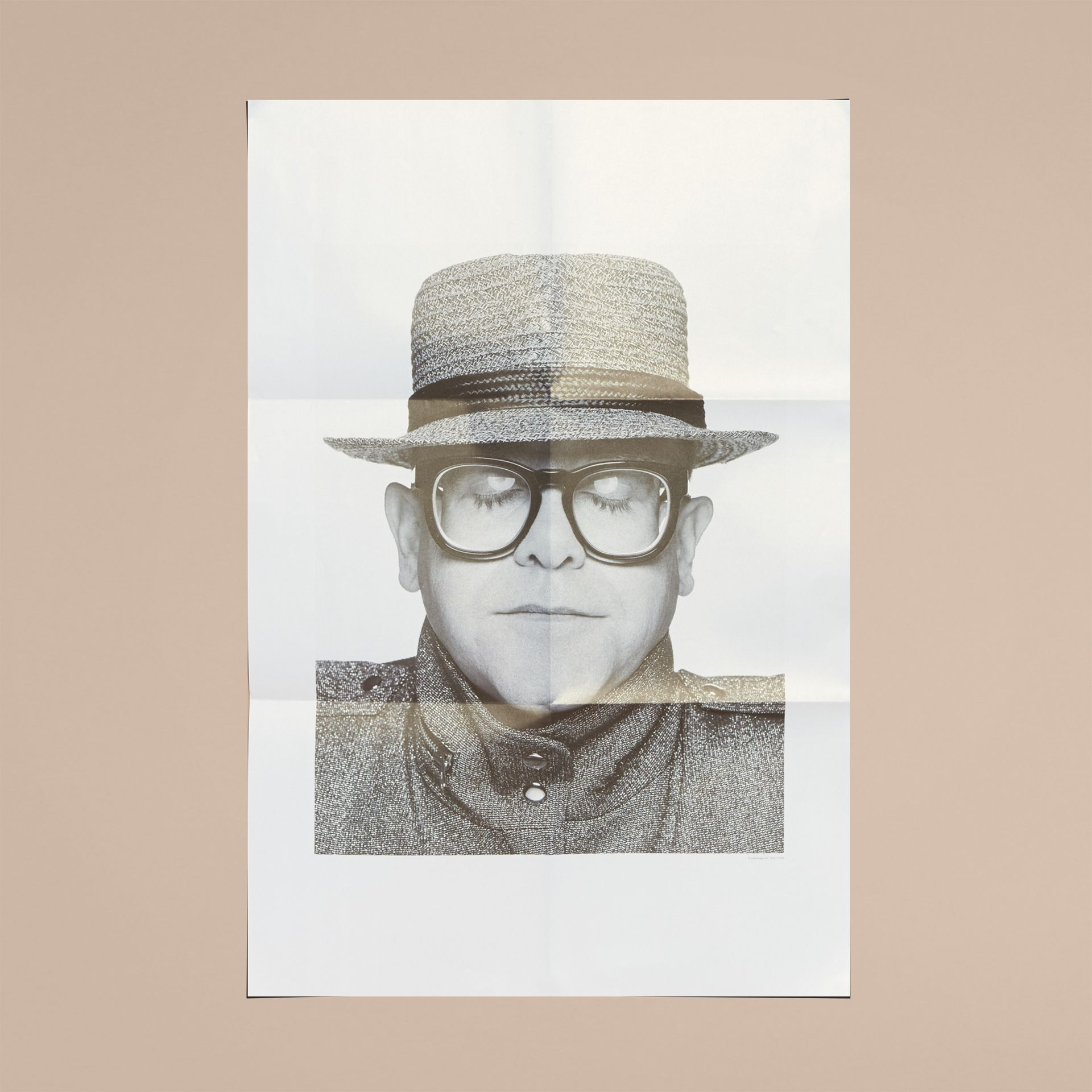 Multicolour Elton John: A Limited Edition Vinyl Box Set for Burberry - gallery image 11