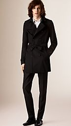 The Chelsea– Mid-length Heritage Trench Coat
