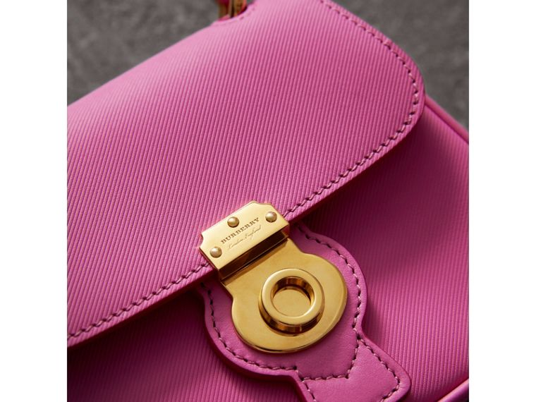 The Mini DK88 Top Handle Bag in Rose Pink - Women | Burberry United Kingdom - cell image 1
