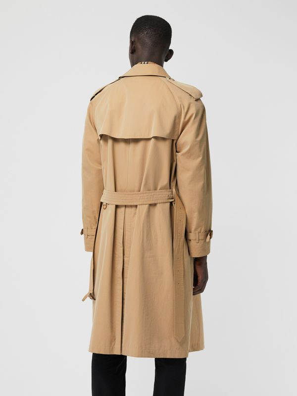 Trench coat Heritage The Westminster (Miele) - Uomo | Burberry - cell image 2