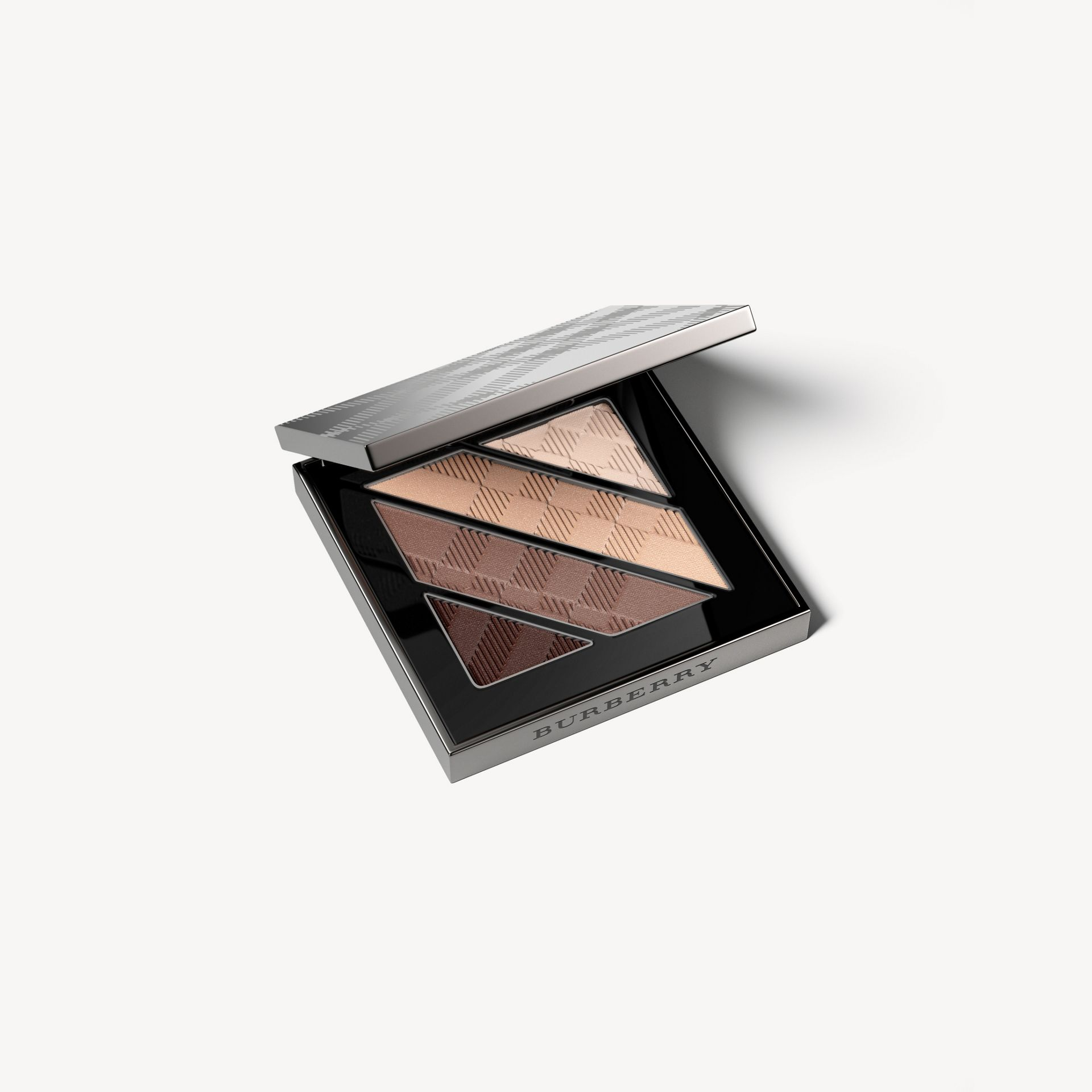 Complete Eye Palette – Smokey Brown No.00 - Femme | Burberry - photo de la galerie 1
