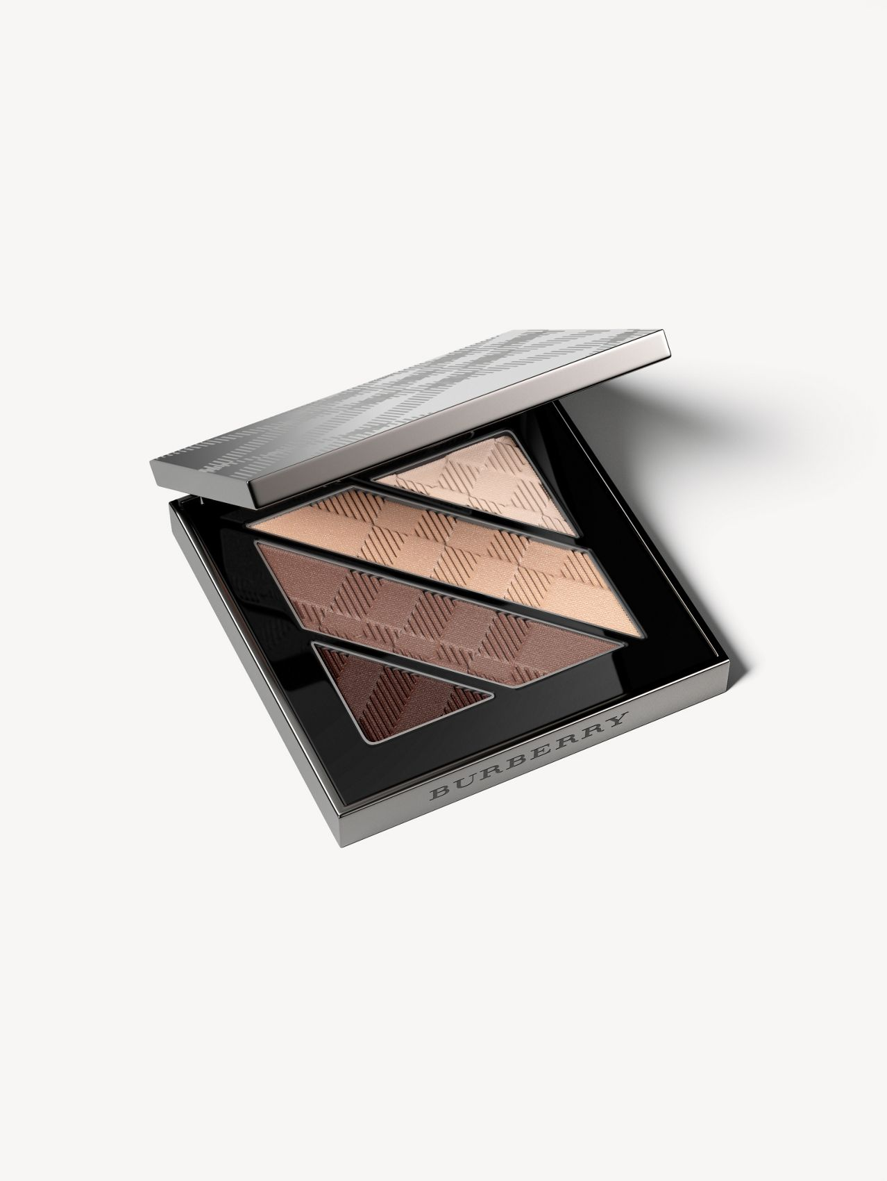 Complete Eye Palette – Smokey Brown No.00