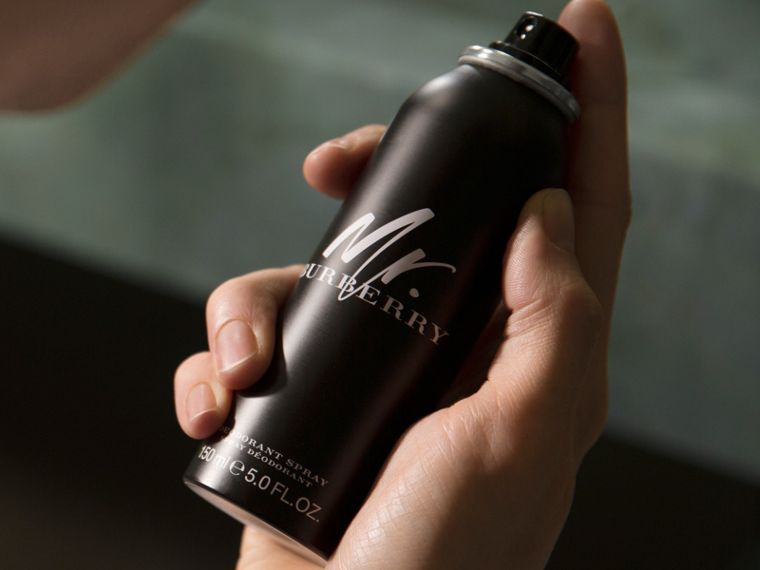 Mr. Burberry Deodorant Spray 150ml | Burberry Canada - cell image 1