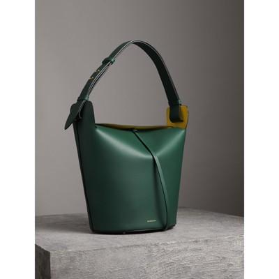 Burberry - Grand sac The Bucket en cuir - 6