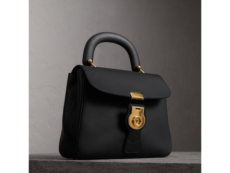 The Medium DK88 Top Handle Bag in Black - Women | Burberry Hong Kong - cell image 4