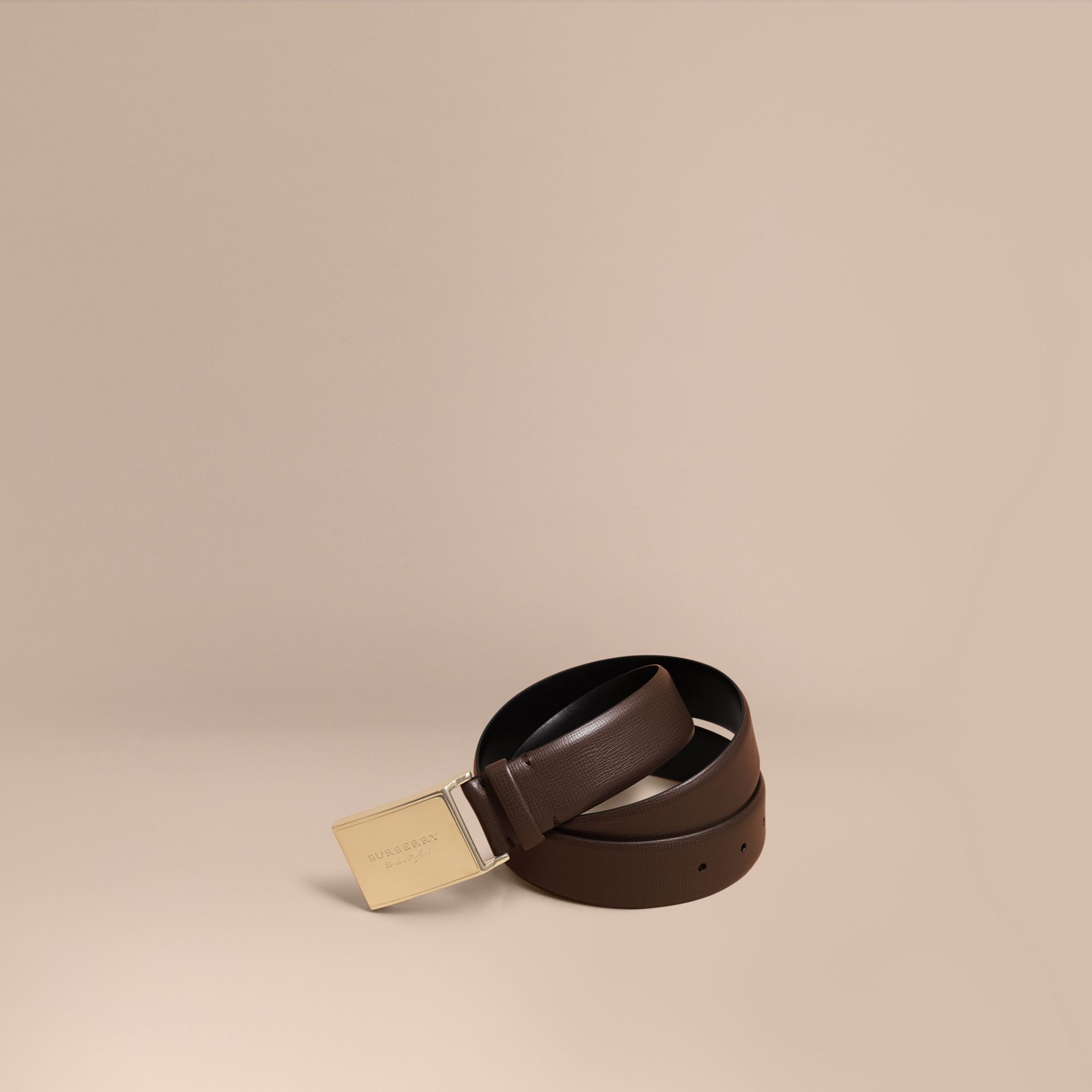 London Leather Belt - gallery image 1