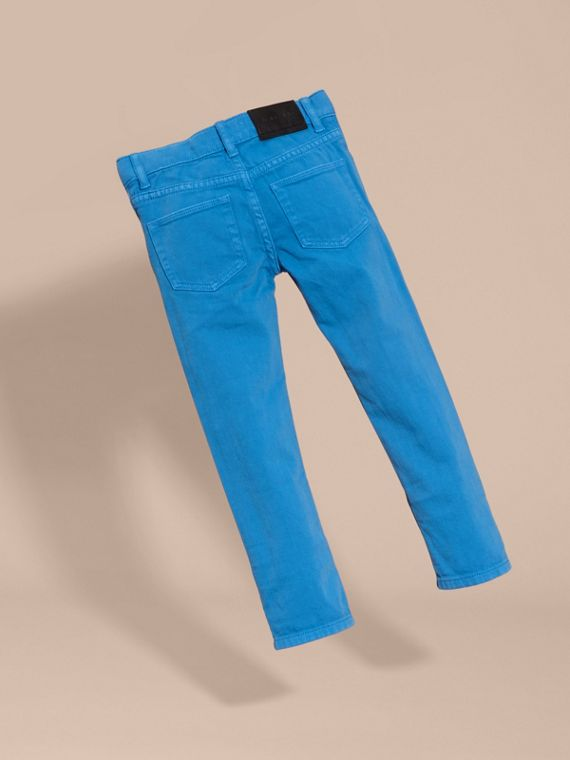 Chalk blue Skinny Fit Jeans - cell image 3