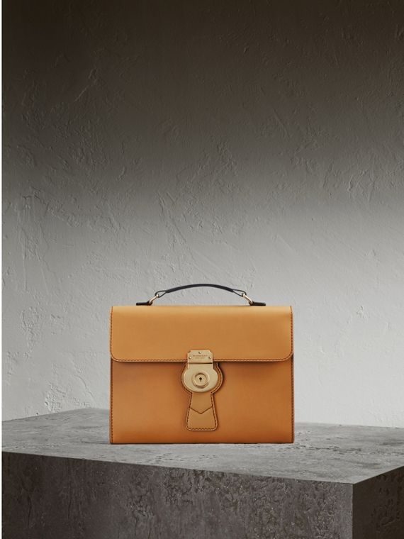 The DK88 Document Case Ochre Yellow
