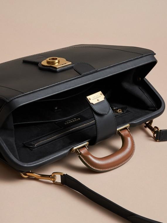The DK88 Doctor's Bag in Black - Men | Burberry - cell image 3