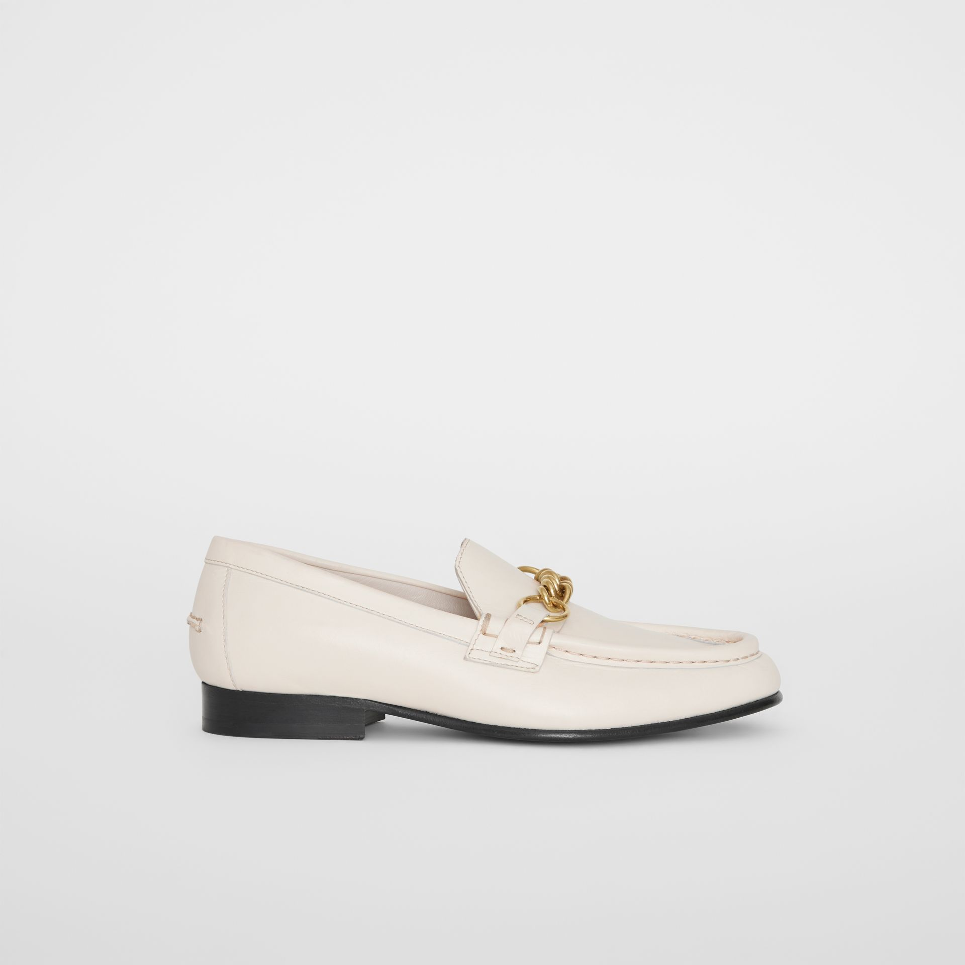 The Link Loafer aus Leder (Aschweiss) - Damen | Burberry - Galerie-Bild 5