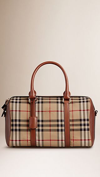 Sac The Alchester medium à motif Horseferry check