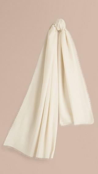 Sciarpa leggera in cashmere
