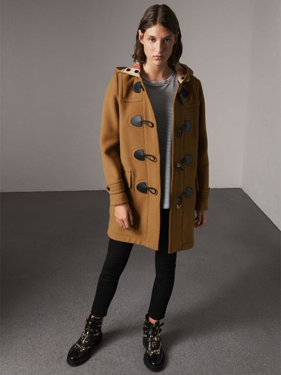 Duffle-coat The Mersey (Camel Moyen)