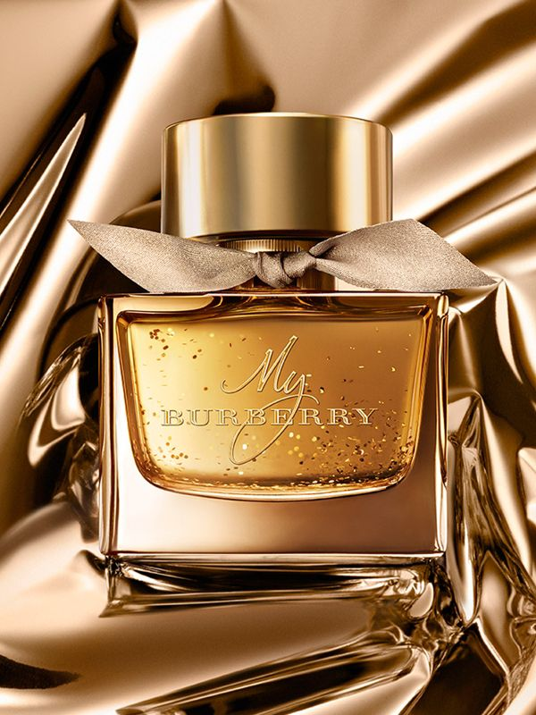 My Burberry Limited Edition Eau de Parfum 90ml - Women | Burberry Australia - cell image 2