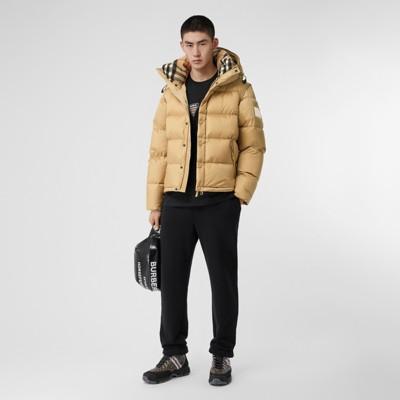 burberry parka coat mens