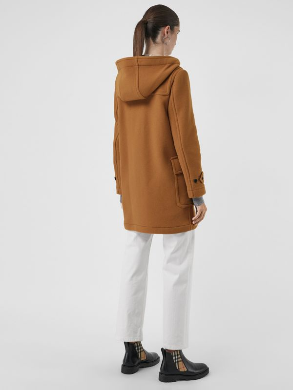 The Mersey Duffle Coat in Mid Camel - Women | Burberry - cell image 2