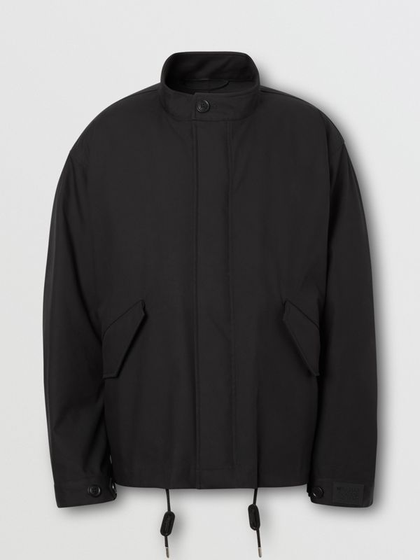 Veste en coton contrecollé avec gilet intérieur amovible (Noir) - Homme | Burberry - cell image 3