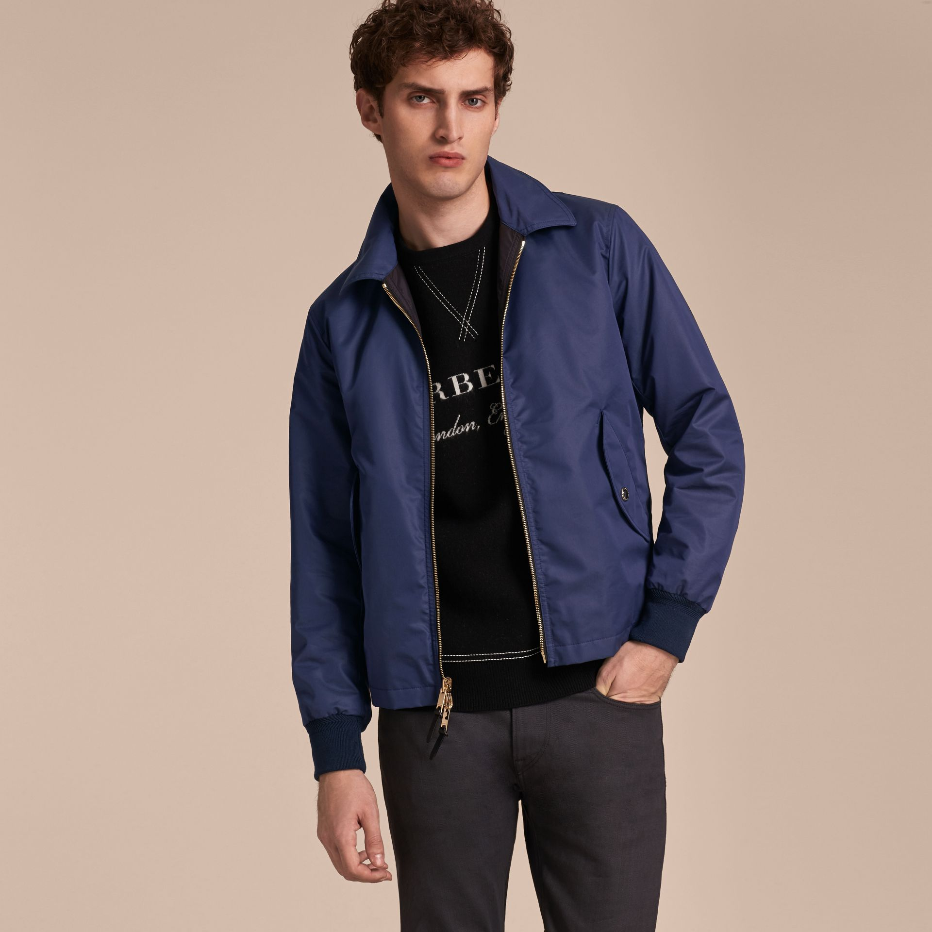 Reversible Technical Bomber Jacket - gallery image 3