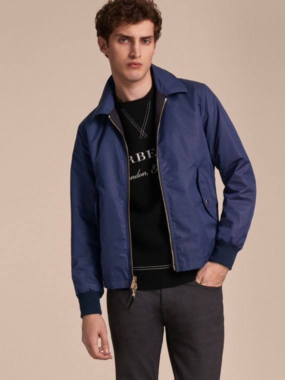 Reversible Technical Bomber Jacket - cell image 2