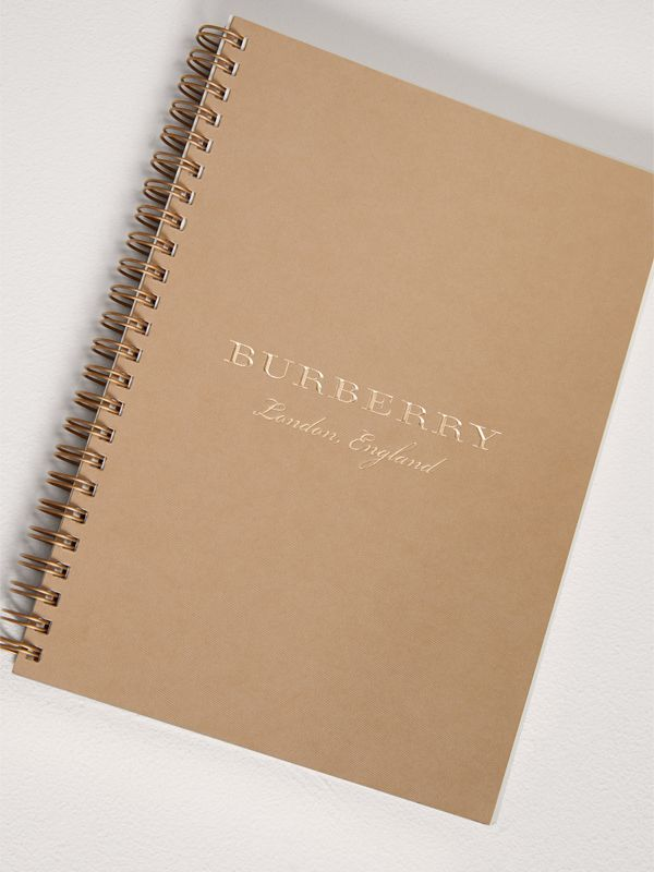 2018 A5 Diary Refill in Honey | Burberry - cell image 2