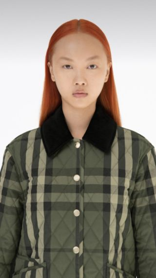 The New Military Green Check