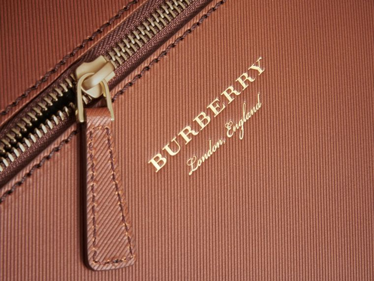 The Large DK88 Document Case in Tan - Men | Burberry - cell image 1