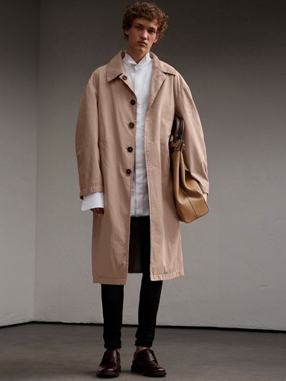 Unisex Tropical Gabardine Car Coat - Women | Burberry - cell image 2