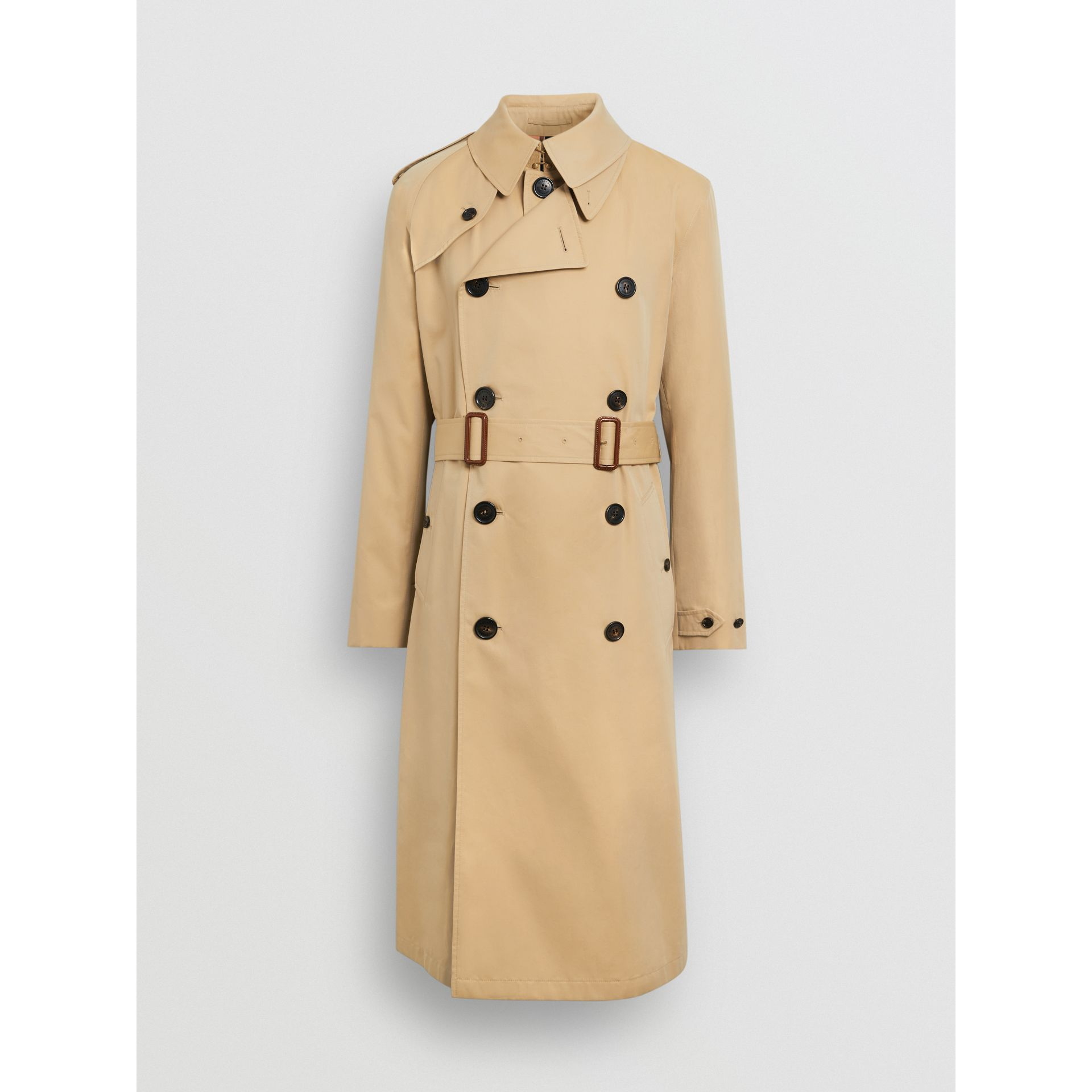 Gosha x Burberry Reconstructed Trench Coat in Honey | Burberry - gallery image 3