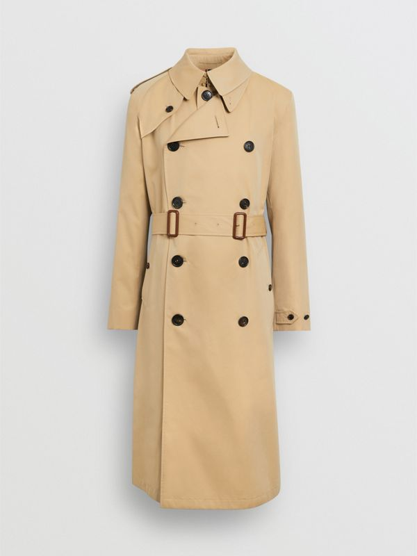 Gosha x Burberry Reconstructed Trench Coat in Honey | Burberry - cell image 3