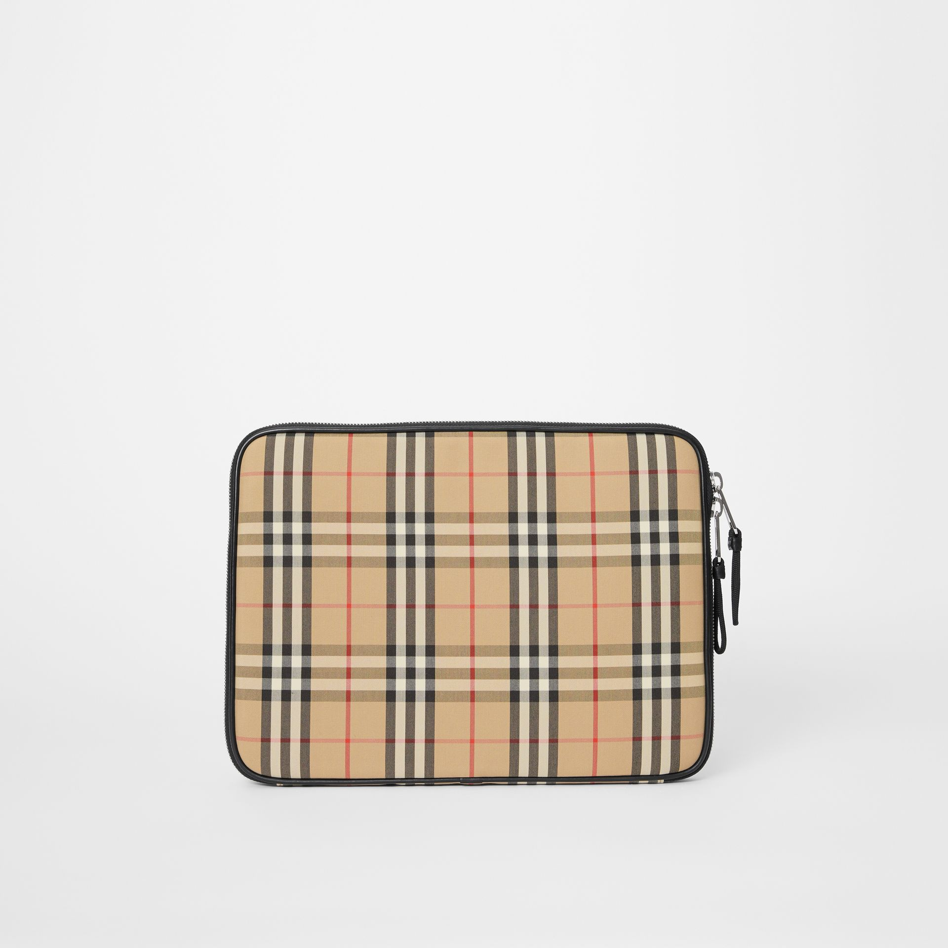 Vintage Check Digital Case in Archive Beige - Men | Burberry Australia - gallery image 5