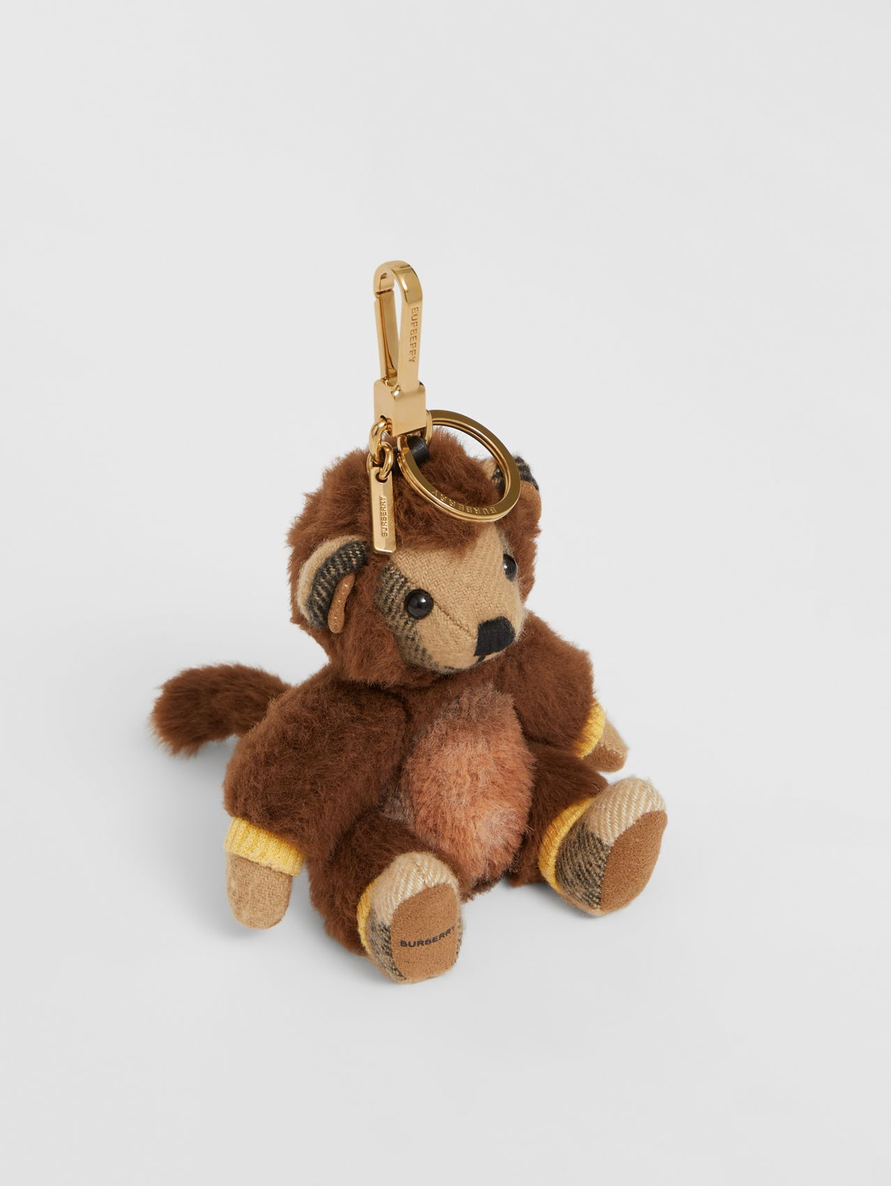 Thomas Bear Charm in Monkey Costume in Archive Beige